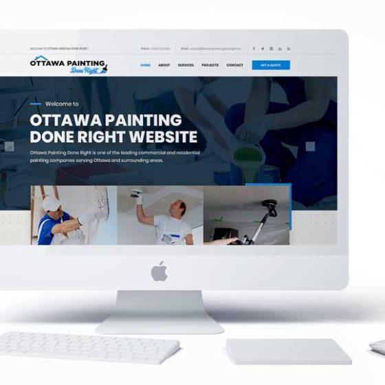 brossard web design company